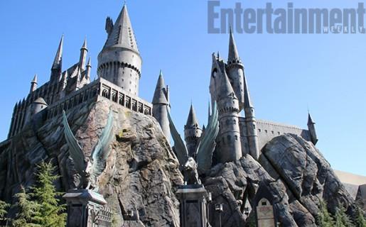 Arriva il Parco Divertimenti Dedicato a Harry Potter: Ecco 25 Foto in Anteprima