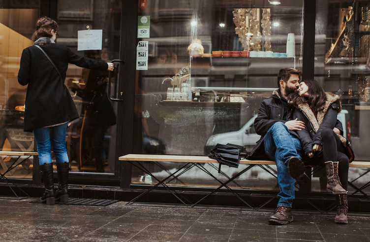 L'Amore Attraverso la Macchina Fotografica: Ecco il Progetto Urban love