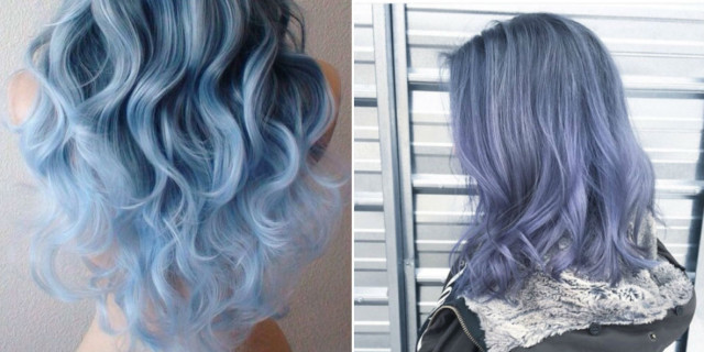Denim Hair: la Nuova Tendenza 2016 che Colora i Capelli Come i Jeans!