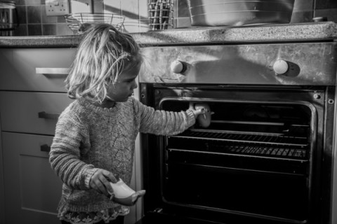25 Scatti di Un Padre Che Mostrano Tutti i Volti dell'Autismo