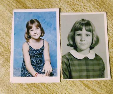 25 Foto di Figli e Genitori che vi Faranno Credere Siano la Stessa Persona