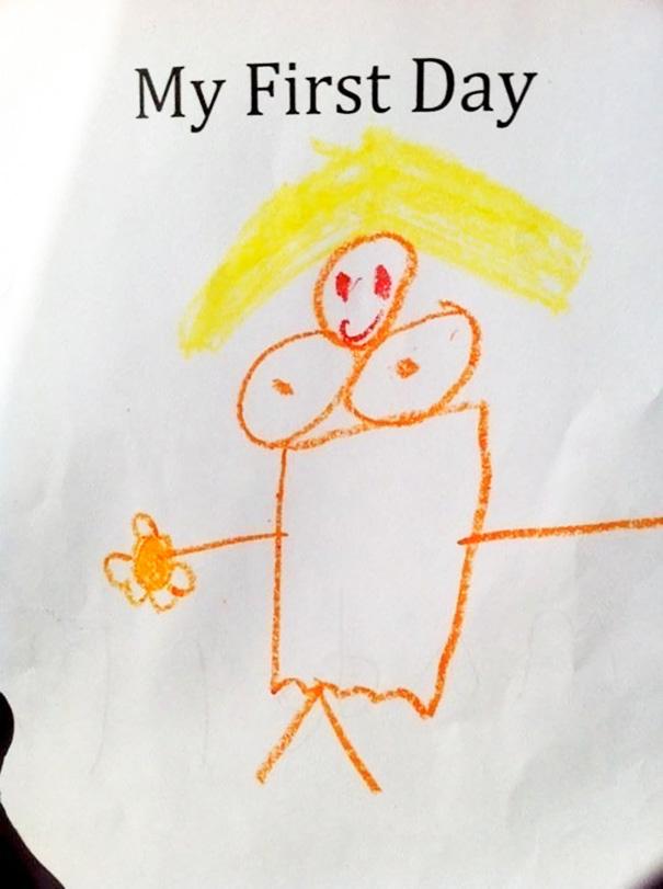 Questi 21 Bambini Non Hanno Idea di Quello che Hanno Disegnato!