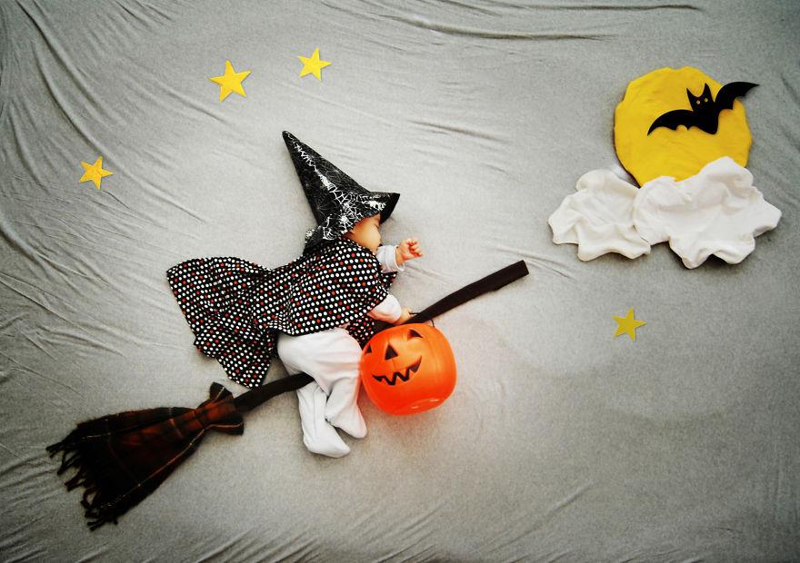30 Magiche Avventure Create da Una Mamma Mentre Il Suo Piccolo Dorme