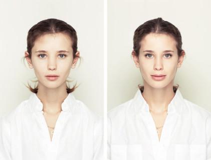 Come Sarebbe il Nostro Volto se Fosse Perfettamente Simmetrico? Lo Svelano Queste 20 Foto