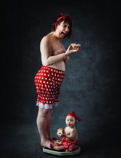 Miracoli in Corso: il Progetto Fotografico per Sostenere i Bimbi con la Sindrome di Down