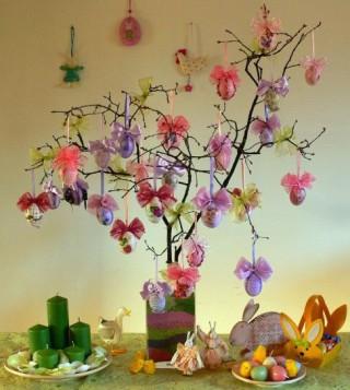 Non Tutte lo Conoscono, Eppure Esiste Anche l'Albero di Pasqua... Ecco 20 Idee!