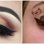 Make-Up su Instagram Vs. Make-Up nella Realtà: Vi Rispecchiate in Queste Foto?