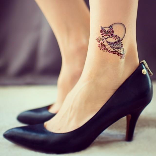 Paura dell'Ago? Ecco 15 Splendidi Tatuaggi Temporanei che Sembrano Reali!