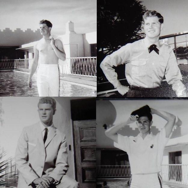 Non Sono Sempre Stati Anziani: Guardate Quanto Erano Hot Questi 30 Nonni da Giovani!