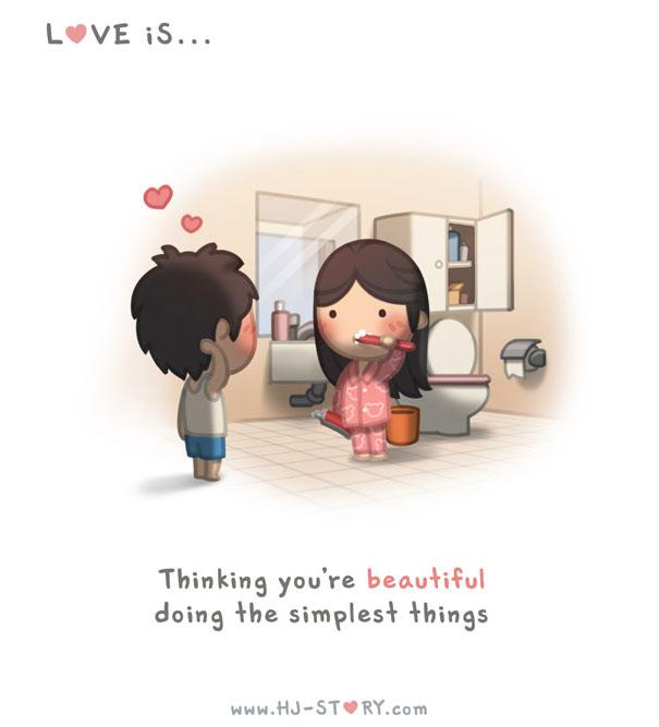 35 Dolcissime Immagini per Dirle Ti Amo Ogni Giorno: l'Idea di Questo Marito