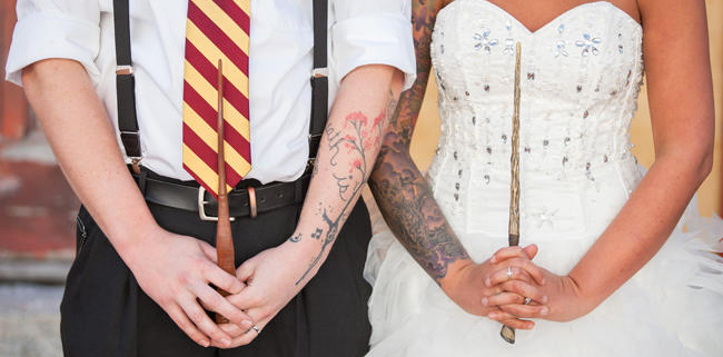 Matrimonio Tema Harry Potter : Idee per un matrimonio a tema harry potter magia e