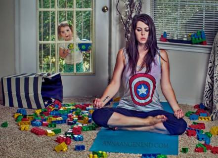 La Giornata Tipo di Una Super Mamma: 25 Foto in cui (Forse) vi Riconoscerete!