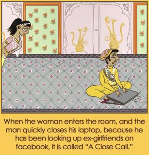 The Married Kama Sutra, il Kama Sutra quando sei sposato in 10 immagini