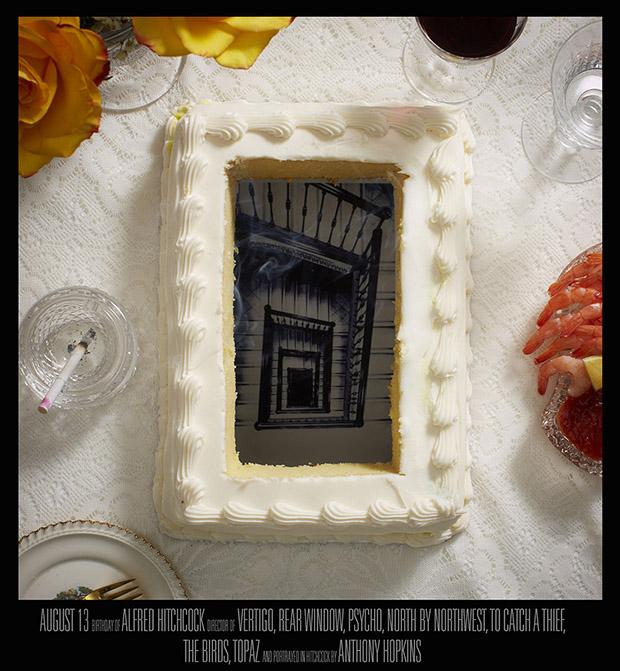 Da Walt Disney a Stanley Kubrick: Come Sarebbero le Torte di Compleanno dei Registi