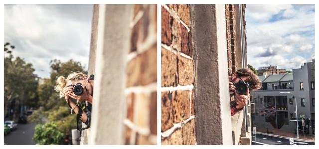 Mollano Tutto e Girano il Mondo: Ecco il Progetto di Due Fotografi Innamorati