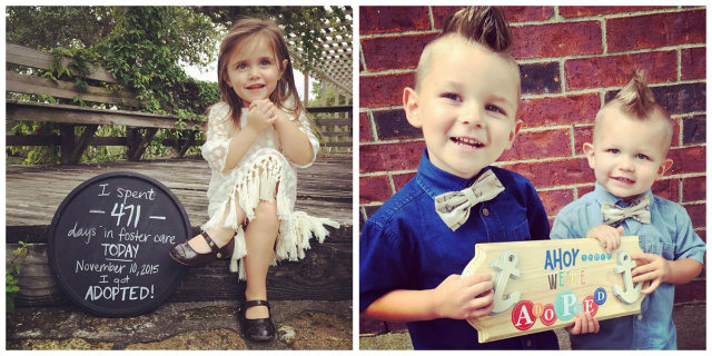 La Gioia Immensa dei Bambini Adottati in 30 Bellissime Foto