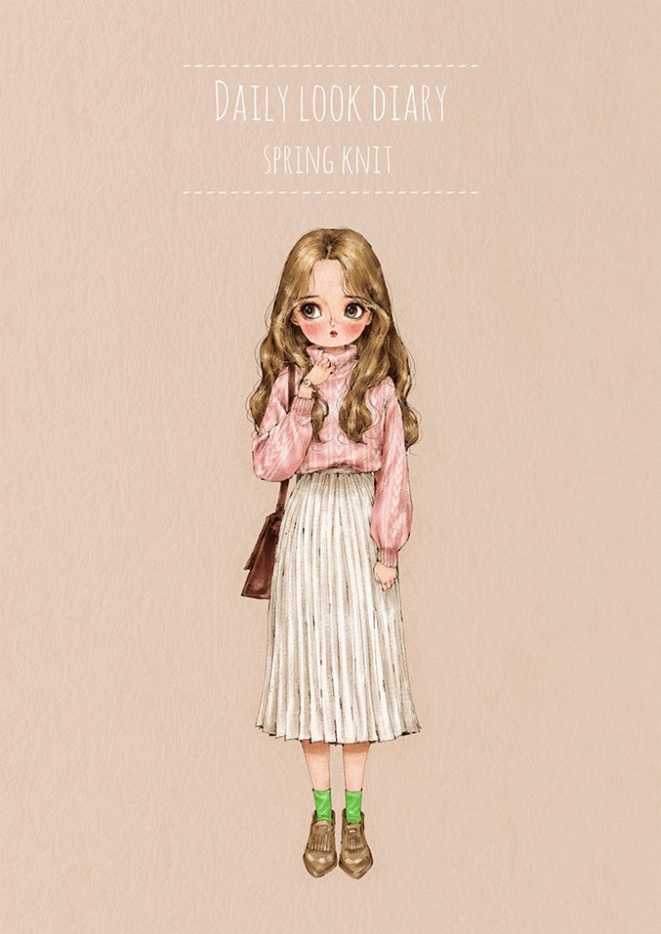 18 Illustrazioni che ci Ricordano la Bellezza dell'Adolescenza e dei Primi Appuntamenti