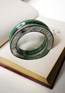 Gioielli Unici Creati da Vecchi Libri: Ecco il Progetto Originale in 30 Foto