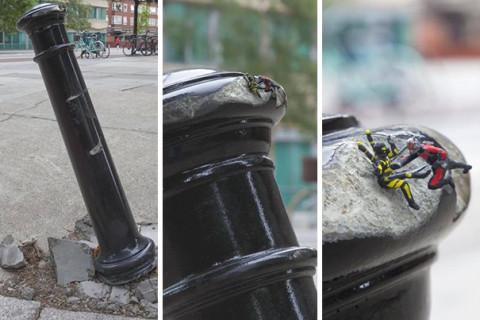 """Quando il Vandalismo è Geniale: 30 Immagini """"Illegali"""" che vi Stupiranno!"""