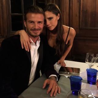 38 Foto che Dimostrano che David Beckham non è solo super sexy