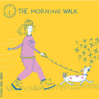 """Vita """"Da Cani"""": Ecco la Giornata Tipo di un Cane e del suo Padrone"""