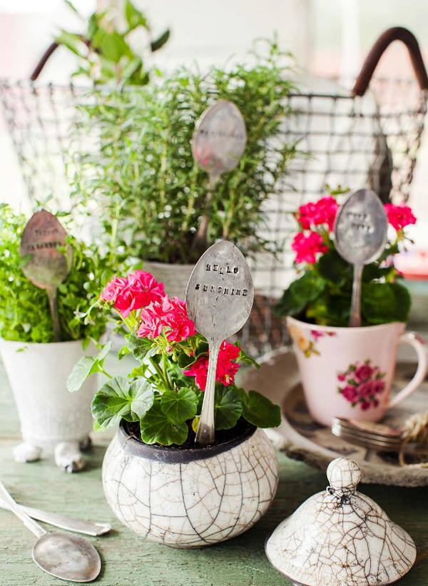 Balconi a primavera roba da donne for Creazioni giardini