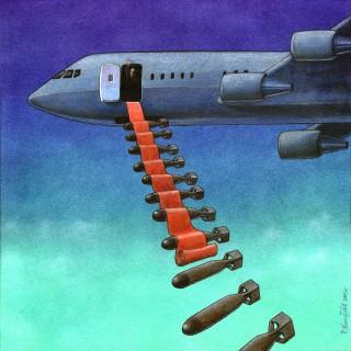 Disegni di Pawel Kuczynski: 25 Pungenti Illustrazioni Sulle Contraddizioni della Società Moderna