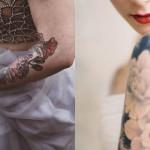Bouquet Tattoo: 15 Tatuaggi per Custodire Il Ricordo Del Giorno Più Bello!