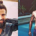 Barba e Man Bun: 15 Fotografie Per Scoprire La Tendenza Più Hot Del Momento!