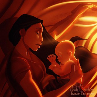 Come Sarebbero le principesse Disney se fossero Diventate Mamme