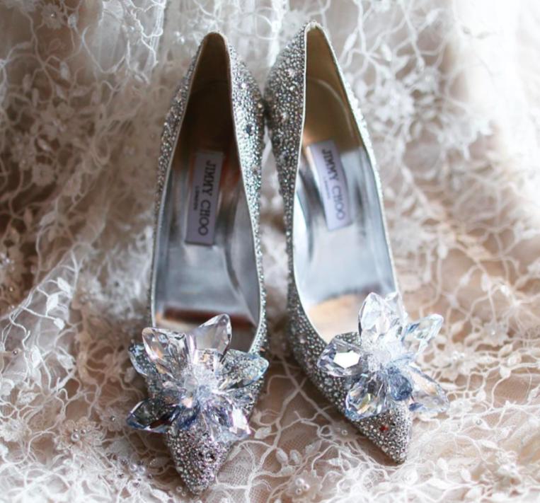 30 Scarpe Da Sposa Da Vera Principessa per un Matrimonio da Favola