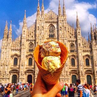 Street Food Selfie Per Il Mondo: 30 Autoscatti Solo Per Vere Buongustaie!