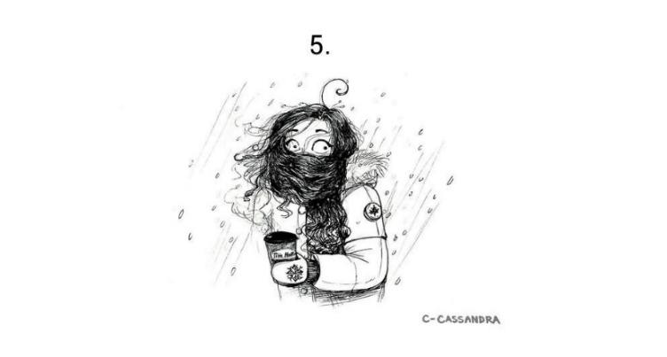 18 cose che solo una ragazza con i capelli lunghi può capire