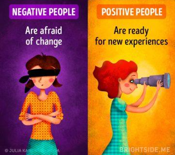 Scopri se hai un atteggiamento positivo o negativo (e come diventare felice)