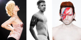 Trans trasformano idoli
