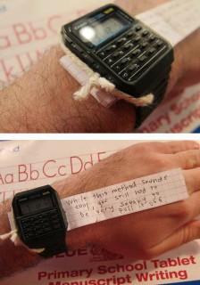 Esami: Le Idee più Ingegnose del Web per chi non Può Rinunciare ai Bigliettini