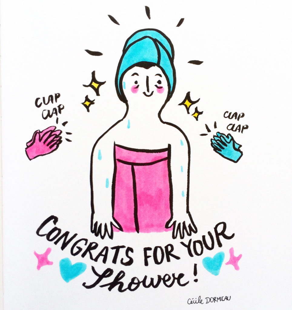 30 illustrazioni che raccontano le donne in cui ognuna di noi può riconoscersi
