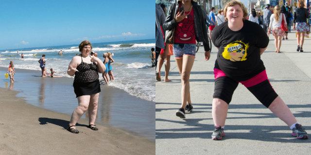 Artista obesa fotografa le reazioni degli estranei che la incontrano. Ecco cosa accade (non solo per strada)