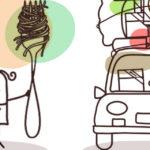 10 Disegni che Mostrano come ci Vedono gli Stranieri quando siamo in vacanza