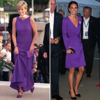 Kate Middleton come Lady D: 31 Volte in Cui si è Ispirata alla Principessa del Popolo