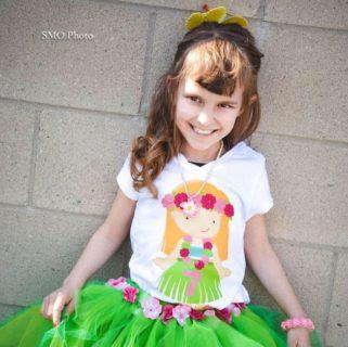 Uccisa da un cancro al cervello a 7 anni: ecco il commovente tributo in 21 immagini (e parole) delle zia