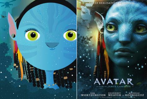 Se i Nostri Film Del Cuore Fossero Disegni: 9 Immagini che Fanno Sorridere
