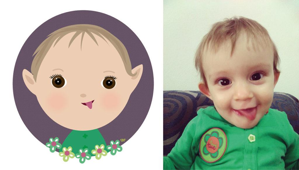 Quando le Foto dei Bambini Diventano Disegni: 33 Immagini Che Toccano il Cuore