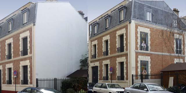 12 opere dell'artista che trasforma i muri degradati delle città in capolavori