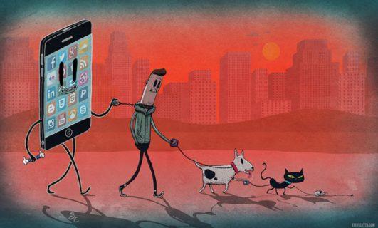 Attenzione: 15 immagini (inquietanti) ci mostrano i pericoli della realtà moderna