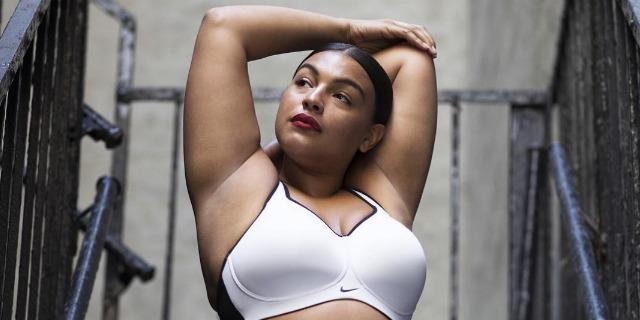"""Nike """"cede"""" e per la nuova campagna sceglie (anche) modelle curvy. Ecco gli scatti"""