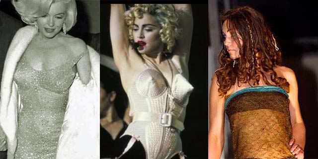 I 25 abiti più scandalosi di tutta la Storia