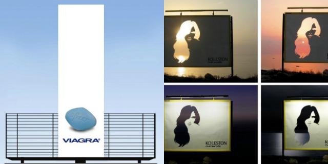 17 cartelloni pubblicitari davvero geniali
