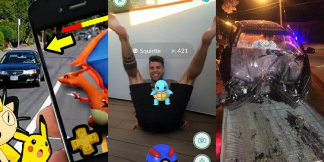 21 immagini che dimostrano che Pokemon Go è una follia che ci sta sfuggendo di mano