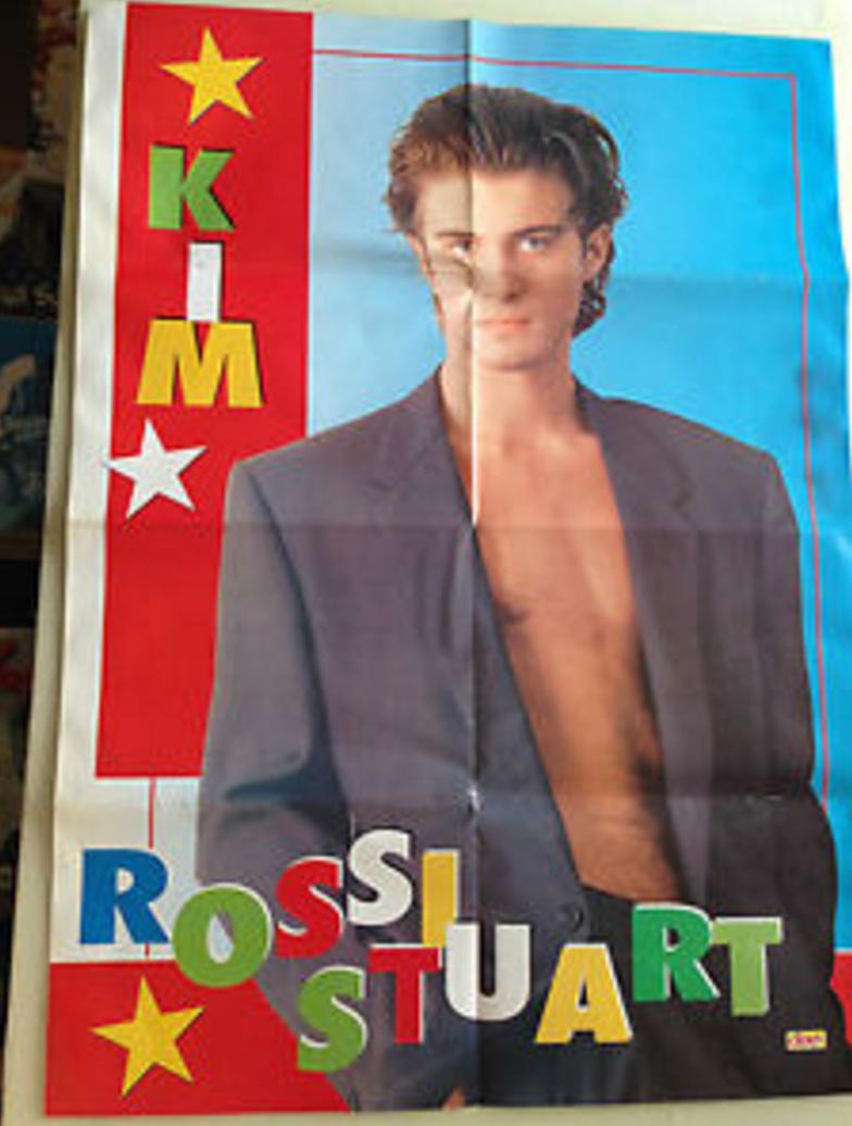 Noi che... Camera nostra era tappezzata dai poster di Cioè. Quali di questi avevate?